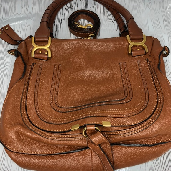 8460283a Chloe Tan Marcie bag large